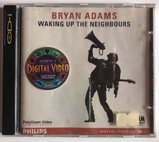CDi - Brian Adams Waking up the neighbours