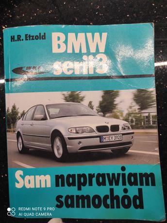 BMW seria 3 typu E46 książka