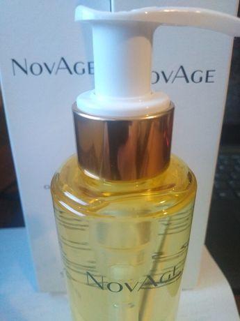 Oczyszczajacy olejek do mycia twarzy nov age oriflame