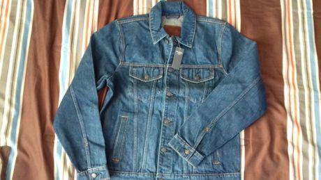 Kurtka/ bluza dżinsowa Abercrombie&Fitch S