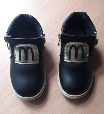 Дитячі кросівки-черевики