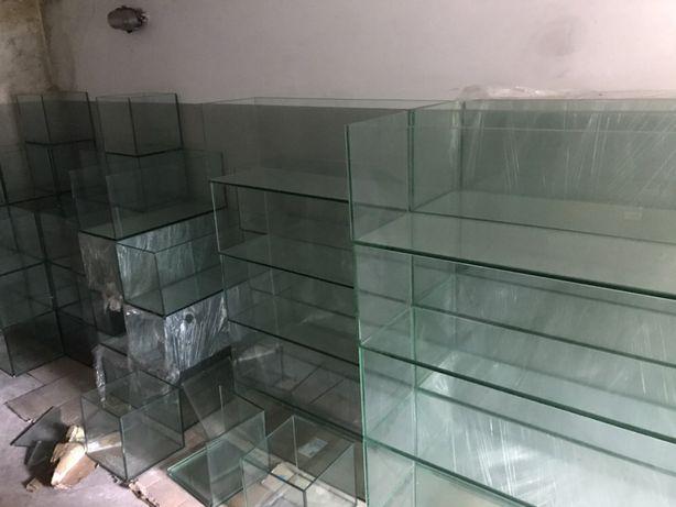Стеклянные кубы в качестве декора