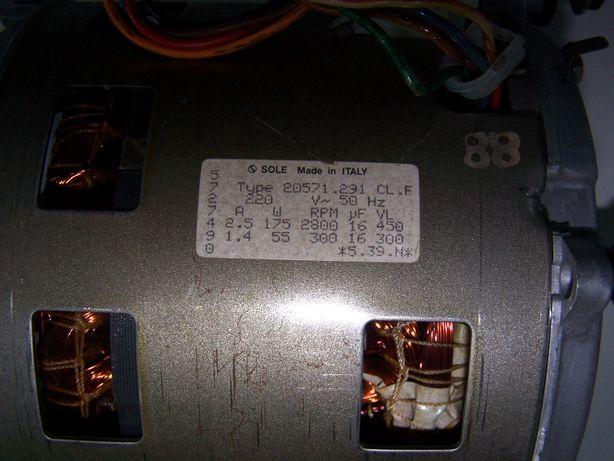 Silnik elektryczny Sole 20571.291 Cl.F