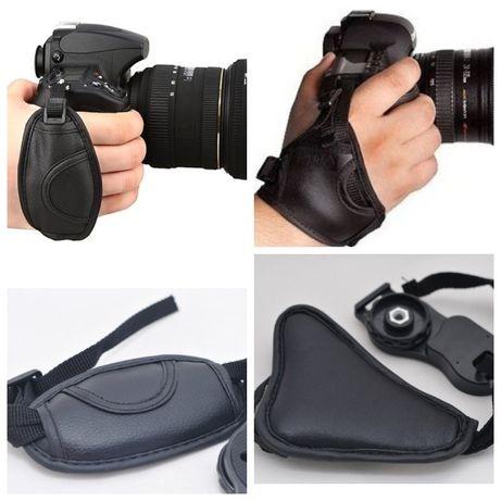 Ремень кистевой, 2-х/3-х точечный для фотоаппаратов и видеокамер