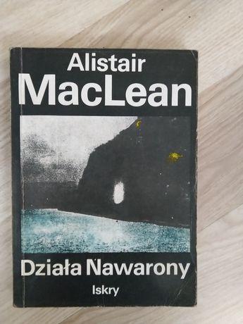 Alistair MacLean Działa Nawarony