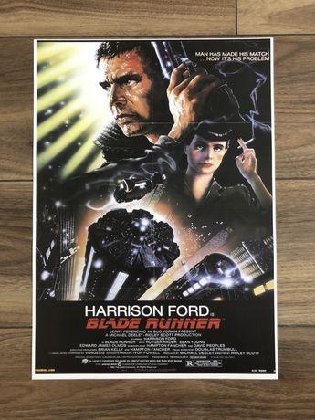Plakat filmowy poster Blade runner Harrison Ford