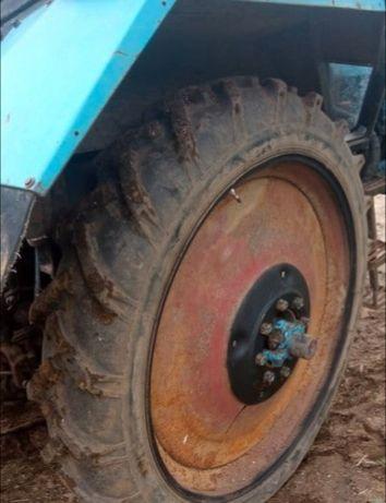 Колеса пропашные узкие на трактор МТЗ ЮМЗ 9.5-42 междурядные