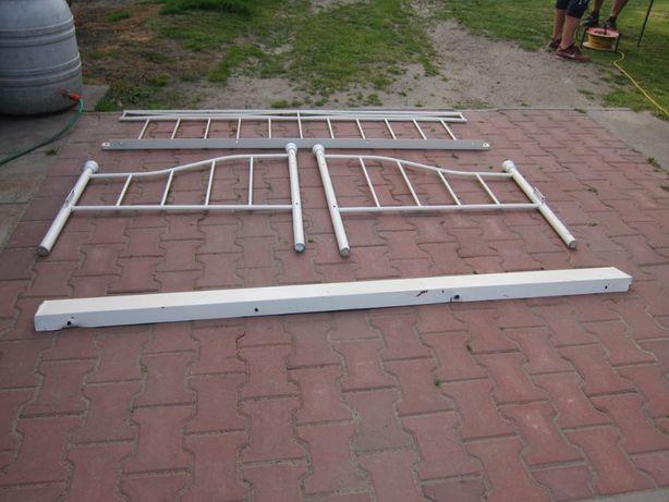 Łóżko Metalowe 90 x 200