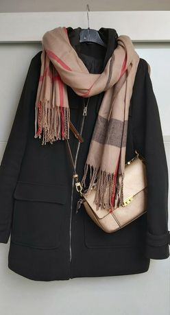 Płaszcz ,płaszczyk H &M roz M wiosna
