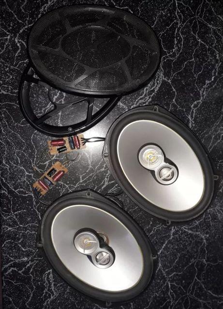 Głośniki samochodowe eliptyczne typu coax Infinity KAPPA 693.5i