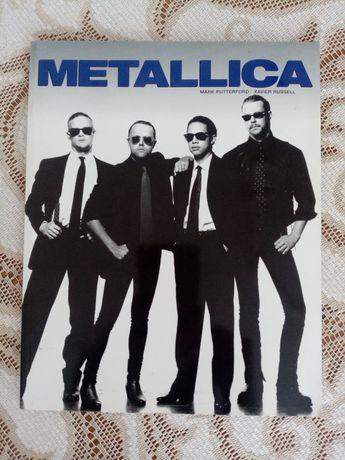 Metallica album Xavier Russel Mark Putterford