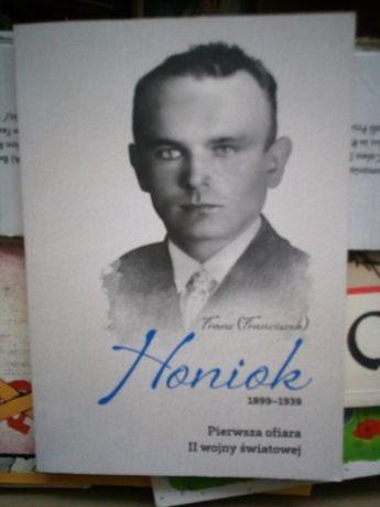 franciszek honiok pierwsza ofiara 2 wojny światowej