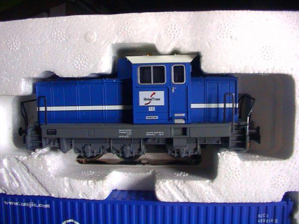 Marklin lokomotywa spalinowa z dźwiękiem