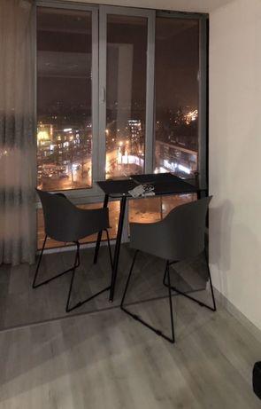 VIP квартира студия на 95 квартале с панорамным видом на город. Центр