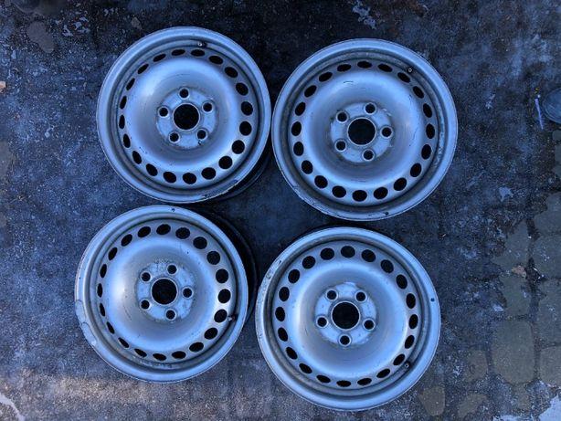 Felgi stalowe 6,5Jx16H2 ET51 5x120 VW T5 T6