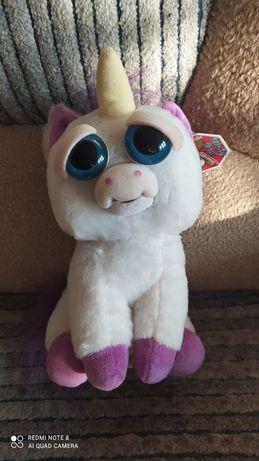 Интерактивная игрушка Feisty Pets Добрые Злые зверюшки единорог