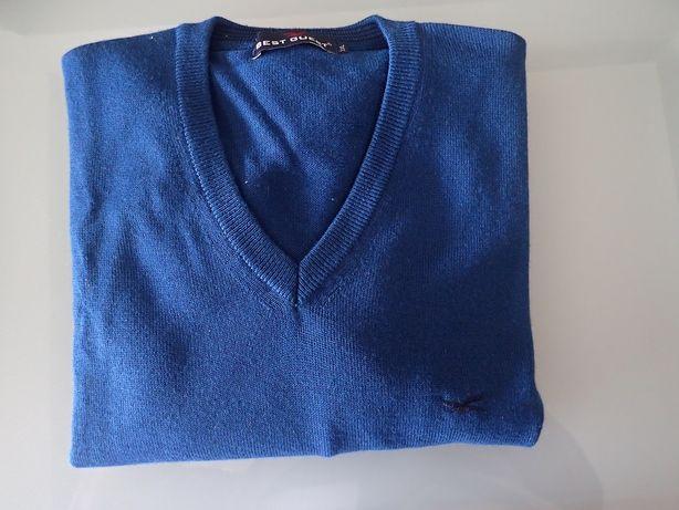 Camisola Best Guest Azul usada em muito bom estado