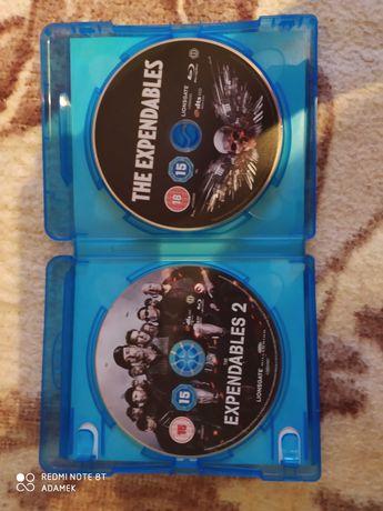 Niezniszczalni 1&2 Blu ray