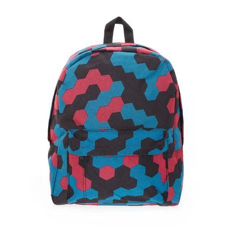 Рюкзак тканевый для спортивной формы Мозаика