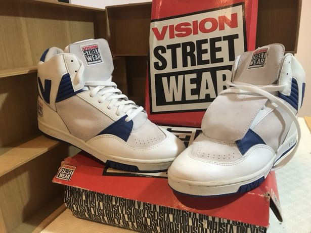 Ténis vision street wear MS15000 skate