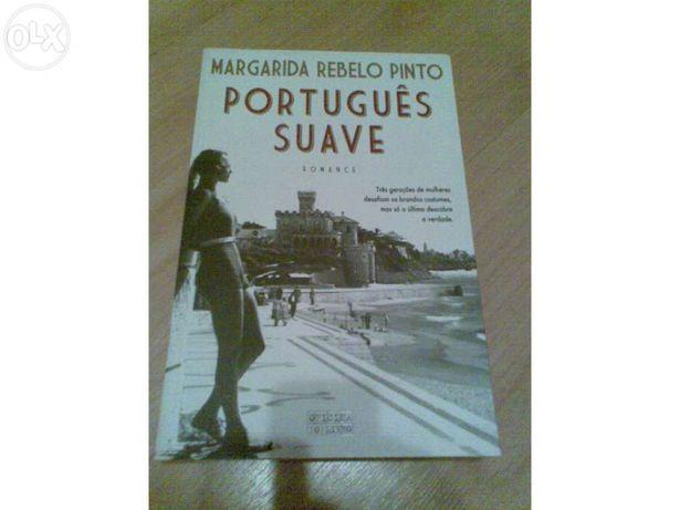 Livro portugues suave - margarida rebelo pinto
