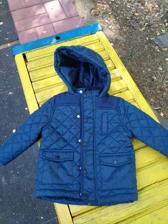 Курточка на хлопчика