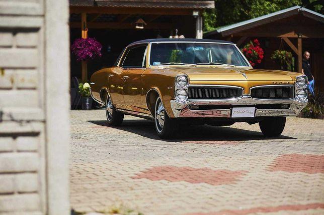 Samochód auto do ślubu na wesele zabytkowe retro klasyk klasyczne ślub