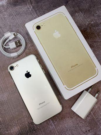 Iphone 7 gold 32GB neverlock