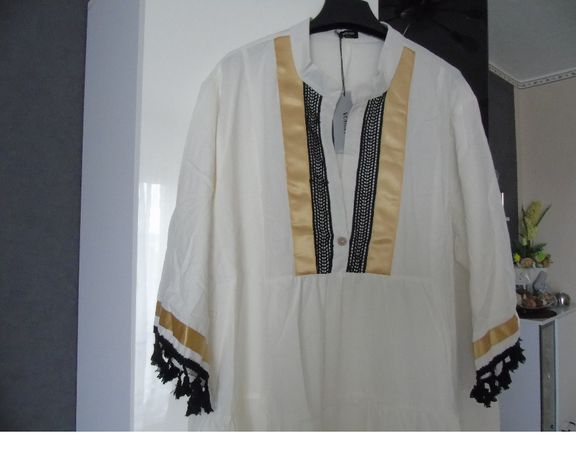 Śliczna, modna sukienka rozmiar 5XL- 50/52/54 Nowa