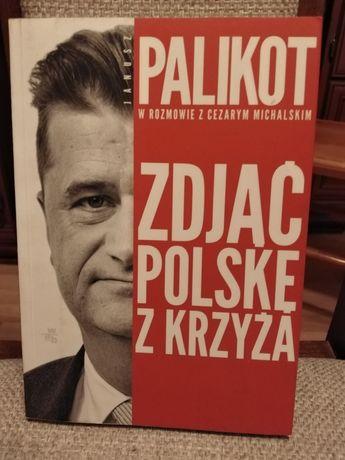 Książka Zdjąć Polskę z krzyża