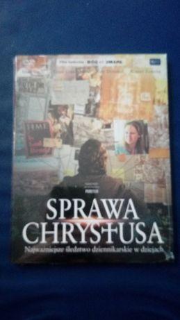 Sprawa Chrystusa [booklet] DVD