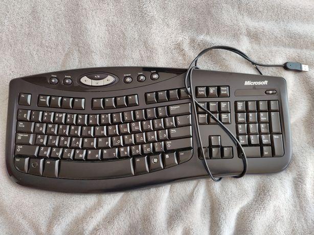 Клавиатура Microsoft Comfort Curve Keyboard 2000 v.1.0