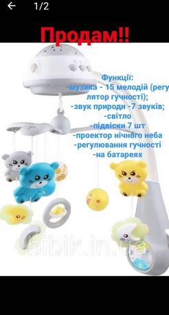 Продам мобиль детский