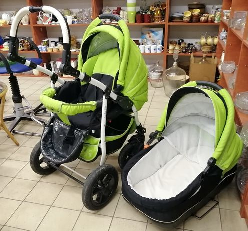 Wózek dziecięcy 2w1 Verdi