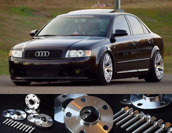 DYSTANSE ADAPTERY do Audi 5x112 - NOWE! niemieckie jakość i gwarancja