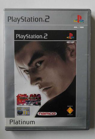 Tekken Tag Tournament / PS2 / 3xA