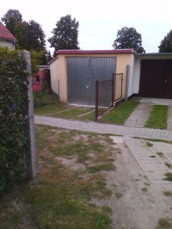 garaz do sprzedania 33 mkw z kawalkiem gruntu 55mkw