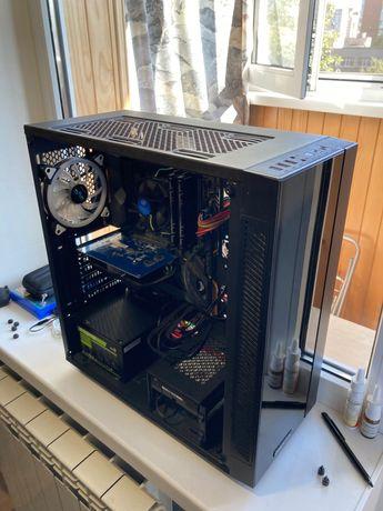 Мощный и Быстрый - Персональный Компьютер (Полный комплект + Гарантия)