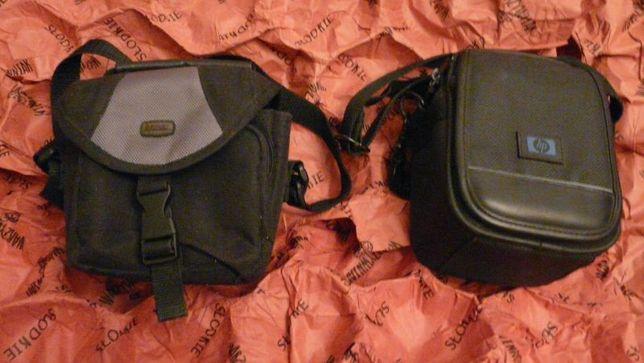 Pokrowiec torba na aparat: Hama lub HP