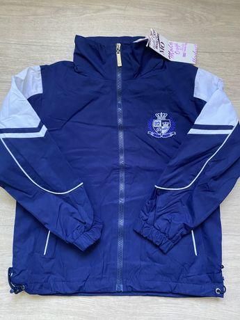 Продам куртку ветровку Moda Oggi на 9-10 лет