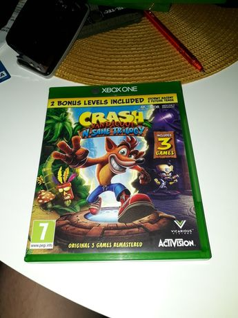 Crash xbox one stan bdb