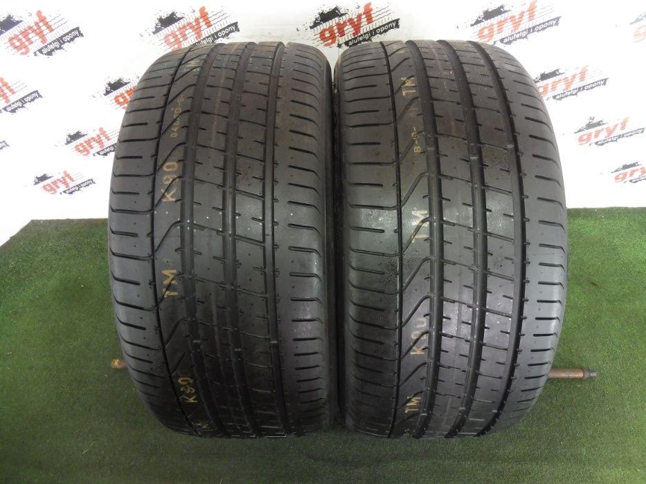 Opony Pirelli p Zero NO 305/40/20 NOWE