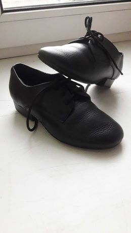 Туфли бальные танцевальные 18см