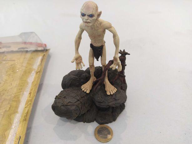 Boneco Gollum/Sméagol, personagem da saga O Senhor dos Anéis