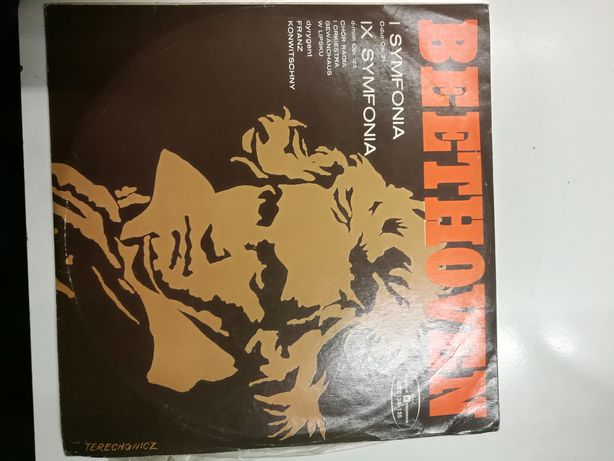 2x płyta winylowa Beethoven