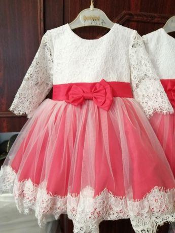 Платье для двойняшек, близнецов.