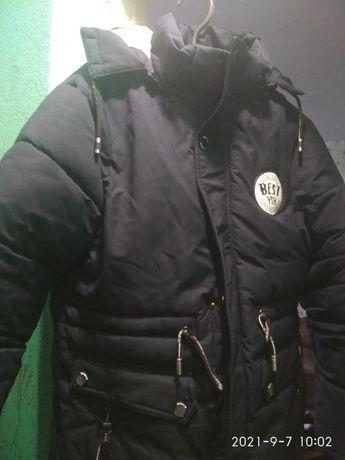 Зимняя куртка(мальчик)