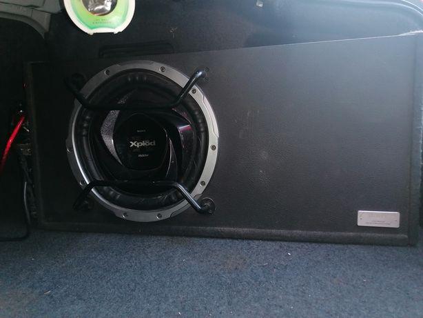 Skrzynia basowa Sony Xplod 1500W