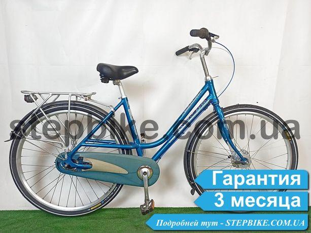 Велосипед Городской Алюминиевый Планетарка из Германии Batavus Flash