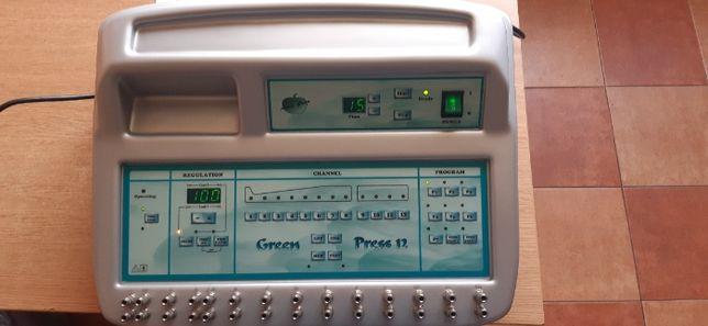 продам аппарат лимфодренаж Green Press - 12